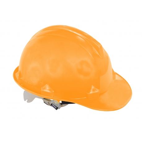 Kask budowlany przemysłowy pomarańczowy Lahti Pro L1040103