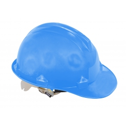 Industrial blue construction helmet Lahti Pro L1040101