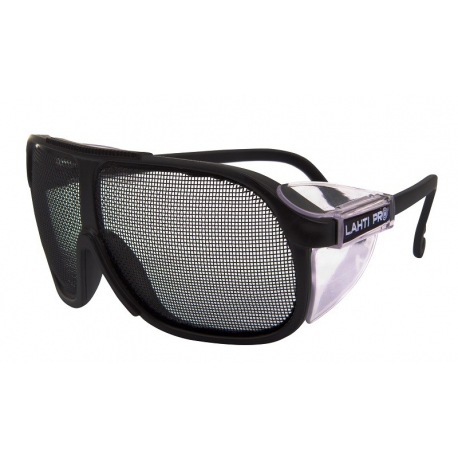 Okulary ochronne siatkowe Lahti Pro LPOS01