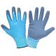 Rękawice lateksowe niebieskie Lahti Pro L2119