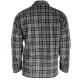 Koszula flanelowa szara bawełna 170g/m2 Lahti Pro L41810
