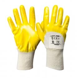 Rękawice ochronne powlekane nitrylem LahtiPro L2202