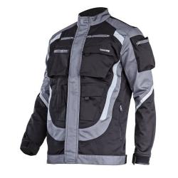 Bluza robocza czarno szara odblaski Lahti Pro L40414