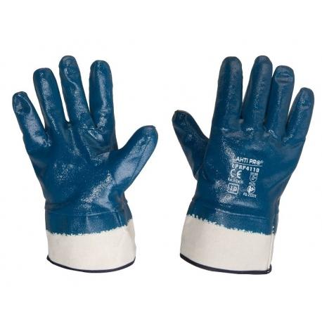 Rękawice ochronne powlekane nitrylem Lahti Pro L2205