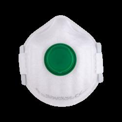 Maska antywirusowa półmaska przeciwpyłowa FFP2 zaworek 50 sztuk FS-20V FFP2 NR D