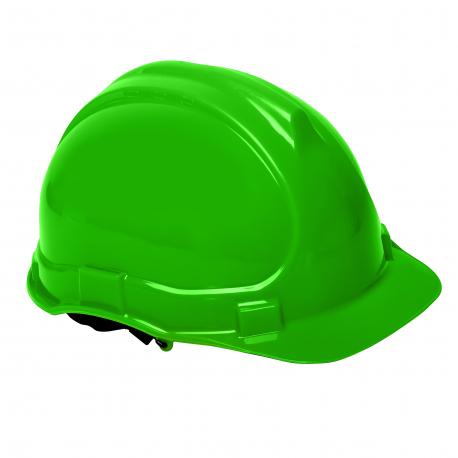 Kask przemysłowy ochronny kategoria III żółty Lahti Pro L1040205