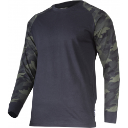 Koszulki męskie z długim rękawem longsleeve moro Lahti Pro L40231