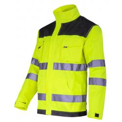 Bluza ostrzegawcza robocza żółta Lahti Pro L40416