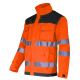 Bluza ostrzegawcza robocza pomarańczowa Lahti Pro L40417