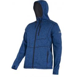 Bluza dresowa niebieska z kapturem Lahti Pro L40141