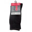 Skarpety robocze cienkie czarne 3 pary rozmiar 43-46 Lahti Pro L3090143