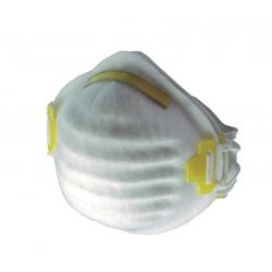 Półmaski przeciwpyłowe jednorazowe 5szt Profix 46006
