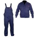 Ubranie robocze granatowa bluza ogrodniczki Lahti Pro QUEST LPQK