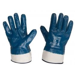 Rękawice ochronne powlekane nitrylem rozmiar 10 LahtiPro L220510K