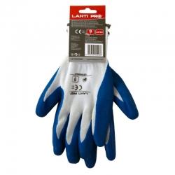 Rękawice ochronne powlekane rozmiar 9 LahtiPro L210509K