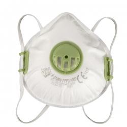 Maska przeciwpyłowa FFP3 z zaworkiem CE LahtiPro L120050S