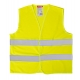 Yellow reflective vest for kids 10-12 years LahtiPro