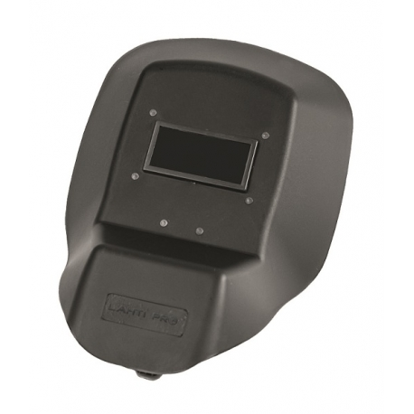Osłona spawalnicza tworzywo 420x265mm filtr 50mm LAHTIPRO L1530700