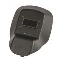 Osłona spawalnicza z tworzywa 420 x 265 mm, filtr 50 mm CE, Lahti Pro L1530700