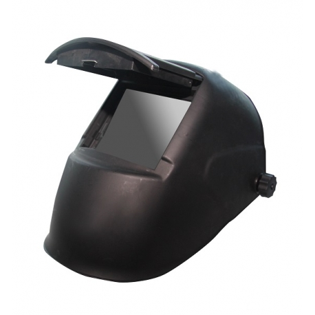 Welding helmet with hinged filter 320x220 mm filter 90 LAHTIPRO L1540300