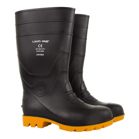 Mens Rubber Boots O4 FO SRA, LahtiPro