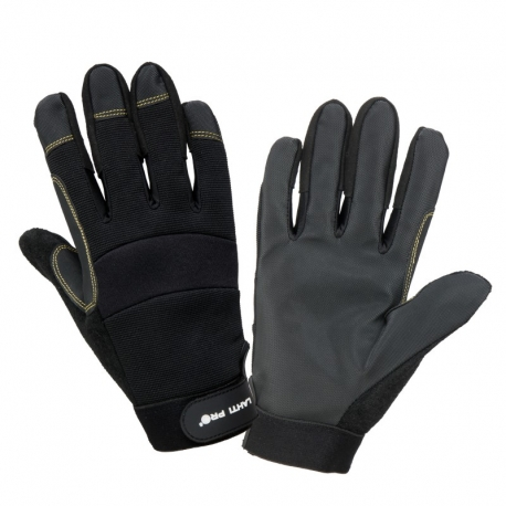 Workshop gloves made from synthetic leather Lahti Pro