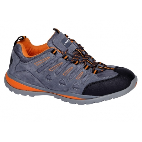 Shoes with no toe cap (occupational footwear) OB FO SRA LahtiPro L30408
