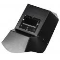 Maska spawalnicza z preszpanu 470 x 290 mm, filtr 50mm CE Lahti Pro L1530100