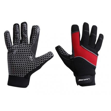 Snti-slip silicone protective gloves LahtiPro L2811