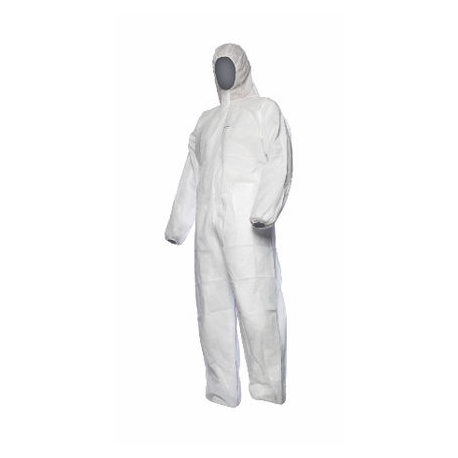 The suit Proshield Basic model CHF5 white DuPont PROS-CHF5W