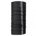 Chusta wielofunkcyjna czarna z odblaskiem Lahti Pro L1030300