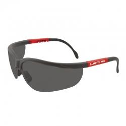 Okulary ochronne przyciemniane z filtrem SPF F1, Lahti Pro