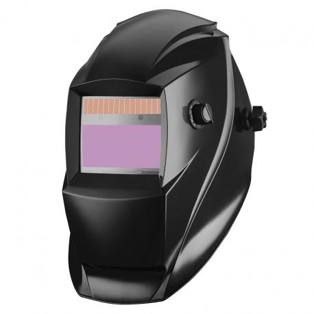 Przyłbica spawalnicza samościemniająca jednozakresowa czarna Lahti Pro L1540500