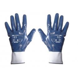 Rękawice ochronne powlekane nitrylem Lahti Pro L2207
