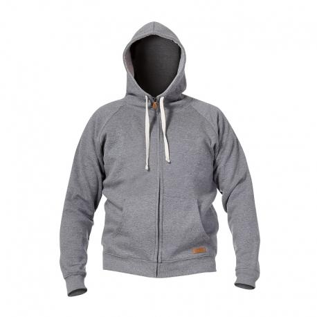 Hooded sweatshirts with zip Lahti Pro L40108