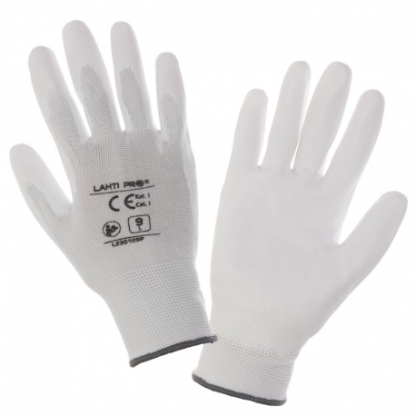 PU coated protective gloves Lahti Pro L2301