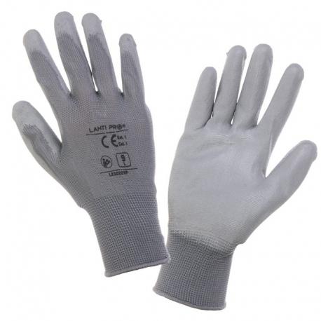 PU coated protective gloves Lahti Pro L2301