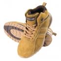 Buty zamszowe miodowo-brązowe SB SRA Lahti Pro L30105