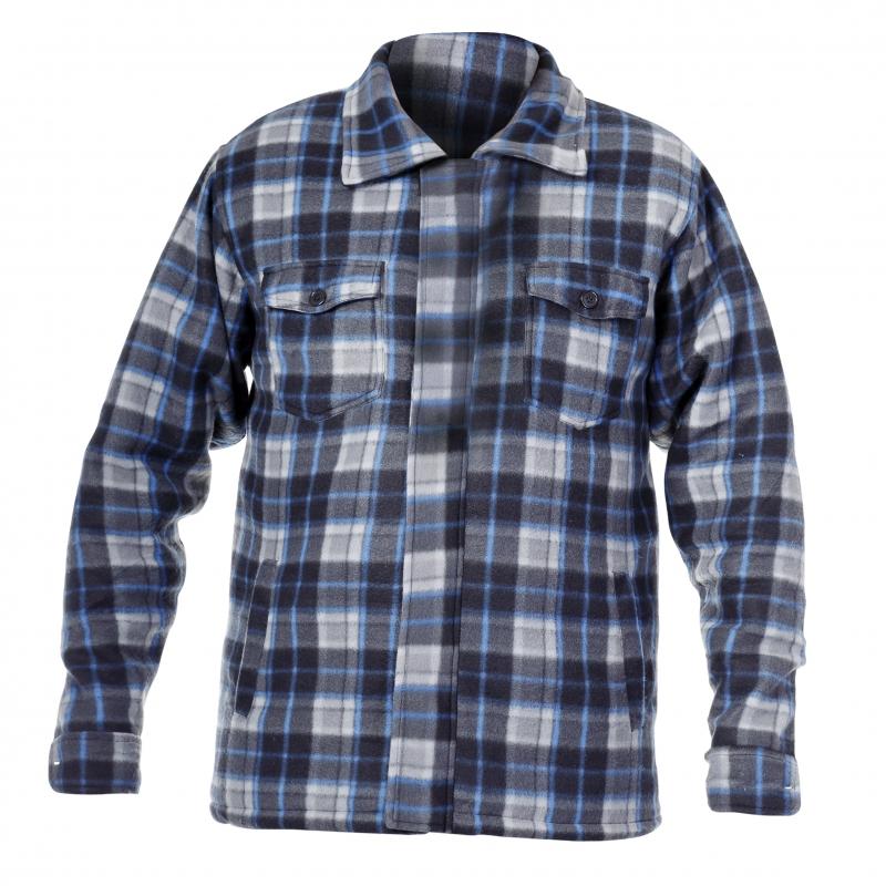 8e7c43fb09c6d8 Zimowa koszulka z długim rękawem ocieplana czarna Lahti Pro LPKT1 ...