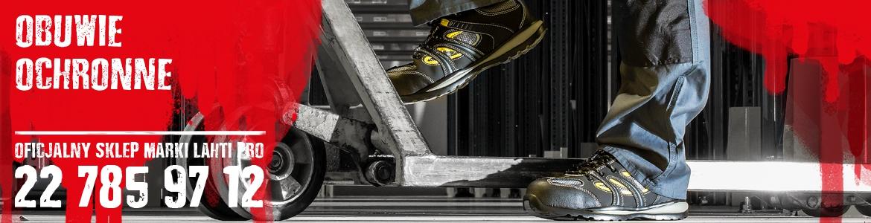 Lahti Pro protective footwear